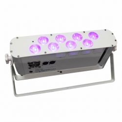 ETERNAL LIGHTING ECHOEDGE MK2 RGBWA+UV Battery Powered LED Fixture with Wireless DMX ECHOEDGE MK2