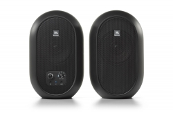 JBL 104-BT Compact Desktop Reference Monitors with Bluetooth 104-BT