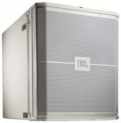 "JBL VRX915SWH 15"" High Powered Line Array Flying Subwoofer White VRX915S-WH"