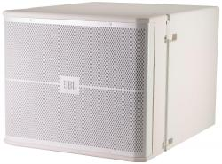"JBL VRX918SWH 18"" High-Powered Line Array Flying Subwoofer - White VRX918S-WH"