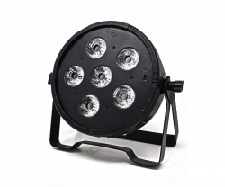 JMAZ LIGHTING CRAZY PAR HEX 6S LED Wash Light CRAZY PAR HEX 6S