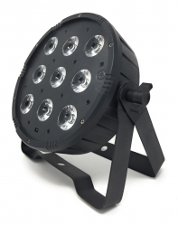 JMAZ LIGHTING CRAZY PAR QUAD 9 LED Wash Light CRAZY PAR QUAD 9