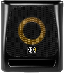 "KRK 8S2-NA 8"" Powered Studio Subwoofer 8S2-NA"