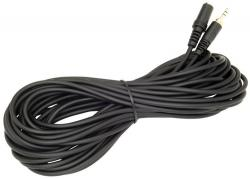KRK CBLK00030 Straight Headphone Extension Cable 10 Meter CBLK00030