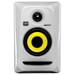 "KRK RP4G3W White ROKIT 4 G3 4"" Powered Studio Monitor Generation 3 ROKIT4 G3 WHITE"