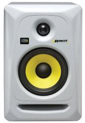 "KRK RP5G3W ROKIT 5 G3 White 5"" Powered Studio Monitor Generation 3 ROKIT5 G3 WHITE"