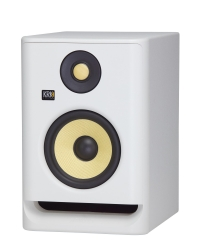 "KRK ROKIT RP5 G4 White Noise 5"" Powered Near-Field Studio Monitor ROKIT RP5 G4 WN"