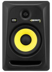 "KRK RP6G3 ROKIT 6 G3 6"" Powered Studio Monitor Generation 3 ROKIT6 G3"