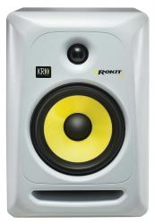 "KRK RP6G3W ROKIT 6 G3 White 6"" Powered Studio Monitor Generation 3 ROKIT6 G3 WHITE"