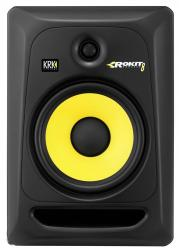 "KRK RP8G3 ROKIT 8 G3 8"" Powered Studio Monitor Generation 3 ROKIT8 G3"