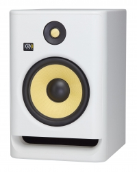"KRK ROKIT RP8 G4 White Noise 8"" Powered Near-Field Studio Monitor ROKIT RP8 G4 WN"
