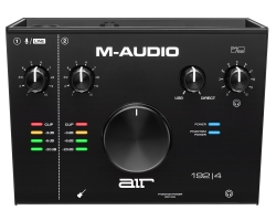 M-AUDIO AIR 192|4  Two-In/Two-Out USB Audio Interface AIR 192|4