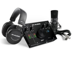 AIR 192|4 VOCAL STUDIO PRO All-In-One Bundle AIR 192|4 VOCAL STUDIO PRO BUNDLE