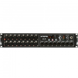 MIDAS DL16 16-Input 8-Output Digital Stage Box DL16