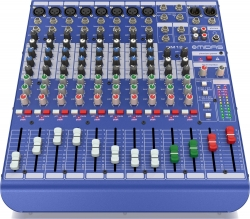 MIDAS DM12 12 Input Analogue Live and Studio Mixer DM12 Analouge Mixer
