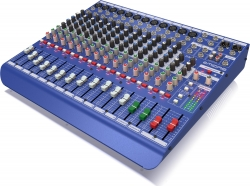 MIDAS DM16 16 Input Analogue Live and Studio Mixer DM16