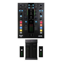 MIXARS DUO MKII Serato DJ Pro Mixer + PHASE Essential Bundle DUO MKII + PHASE BUNDLE