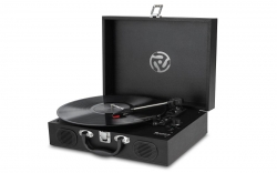 NUMARK PT01 Touring Li-Ion Battery Powered Portable Turntable - BLACK FRIDAY PT01 TOURING