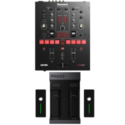 NUMARK SCRATCH Mixer + MWM PHASE ESSENTIAL Bundle SCRATCH + PHASE BUNDLE