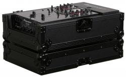 "ODYSSEY FZ10MIXBL Black Label Flight Zone 10"" DJ Mixer Case"