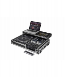 ODYSSEY FZGS1RA1272W Compact Rane DJ Coffin With Wheels FZGS1RA1272W