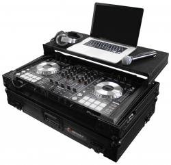 ODYSSEY FZGSPIDDJSXBL Black Flight Case for Pioneer DDJ-SX and SX2