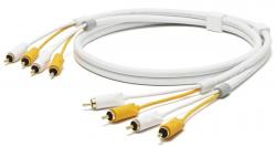 OYAIDE Neo D+ Series Class X Dual Stereo RCA Cable 2.1m (7ft) Oyaide-ClassX-Dual-RCA-2.1