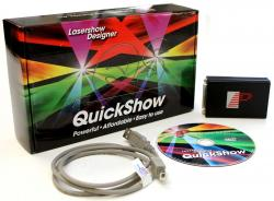 X-LASER QuickShow XL Laser Control Software QUICKSHOW XL