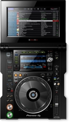 PIONEER DJ CDJ-TOUR1 Tour System Multi-Player with Fold-Out Touch Screen CDJ-TOUR1