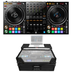 PIONEER DDJ-1000SRT Bundle with Controller + PROX Black Case DDJ-1000SRT BUNDLE - BLACK