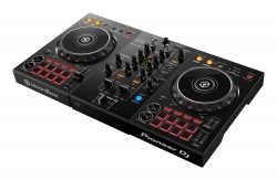 PIONEER DJ DDJ-400 Two-Channel Compact Rekordbox DJ Controller