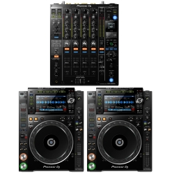 Check out details on DJM-900NXS2 + 2 CDJ-2000NXS2 BUNDLE PIONEER DJ page