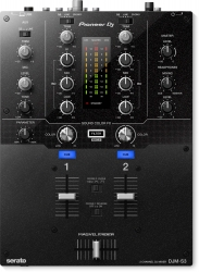 PIONEER DJ DJM-S3 2-Channel Battle Mixer with Serato DJ DVS DJM-S3