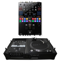 PIONEER DJ DJM-S9 Mixer + Free PROX Black Flight Case Bundle DJM-S9 Mixer Bundle with Free Black PROX Case
