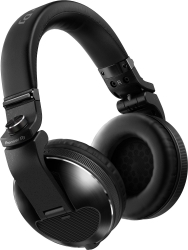 PIONEER DJ HDJ-X10-K Flagship Professional Over-Ear DJ Headphones Black HDJ-X10-K