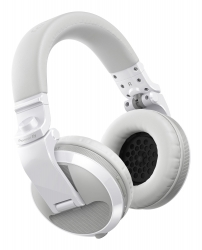PIONEER DJ HDJ-X5BT-W Over-Ear DJ Headphones with Bluetooth® - White HDJ-X5BT-W