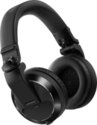 PIONEER DJ HDJ-X7-K Professional Over-Ear DJ Headphones Black HDJ-X7-K