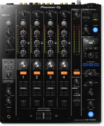 PIONEER DJM-750MKII 4-Channel Club Mixer with USB Sound Card DJM-750MKII