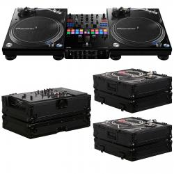 Check out details on PIONEER DJM-S9 2 PLX-1000 FREE CASES BUNDLE PIONEER DJ page