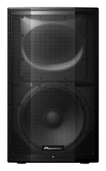 "PIONEER XPRS12 1200 Watt 2-way 12"" Powered Loudspeaker with Powersoft Amplifier XPRS12"