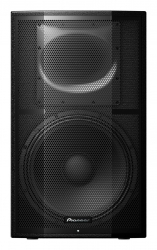 "PIONEER XPRS15 1200 Watt 2-way 15"" Powered Loudspeaker with Powersoft Amplifier XPRS15"