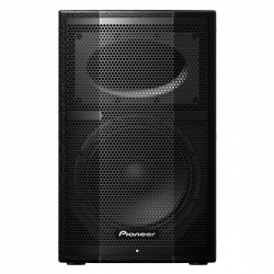 "PIONEER XPRS10 1200 Watt 2-way 10"" Powered Loudspeaker with Powersoft Amplifier XPRS10"
