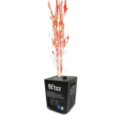 PROX X-BLITZZX2 Blitzz Cold Spark Effect Machine Set of 2 with Road Case X-BLITZZX2 Cold Spark Effect 2-Pack
