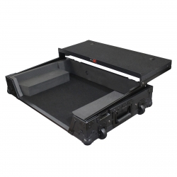 PROX XS-DDJSXWLTBL Black DJ Controller Flight Case for Pioneer DDJ-SX, DDJ-SX2 and DDJ-RX