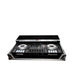 PROX XS-DDJSZWLT Pioneer DDJ-RZ DDJ-SZ Digital Controller Flight Case with Laptop Shelf and Wheels XS-DDJSZWLT
