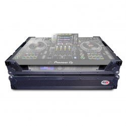 PROX XS-XDJXZ WBL Black Flight Case with Wheels for Pioneer XDJ-XZ XS-XDJXZ WBL