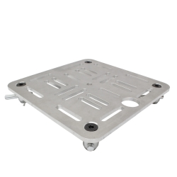 "PROX XT-BP12AH F34 12"" X 12"" Aluminum Top Plate for Totems XT-BP12AH"