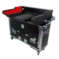 PROX XZF-YCL5 Flip-Ready Case for Yamaha CL5 Console by ZCase XZF-YCL5