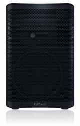 "QSC CP8 8"" 1000W Compact Powered Loudspeaker"