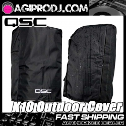QSC K10 Outdoor Cover Protective Weather-Resistant Cover K10 OUTDOOR COVER